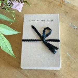 tarot card box